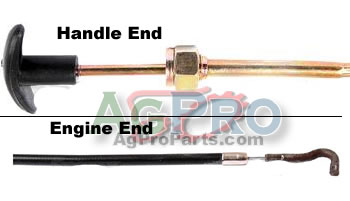 ENGINE SHUTOFF CABLE